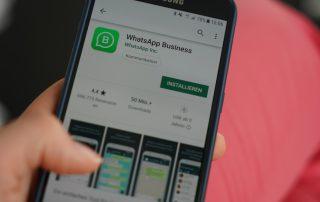 Warum sollte mein Unternehmen auf WhatsApp aktiv sein?