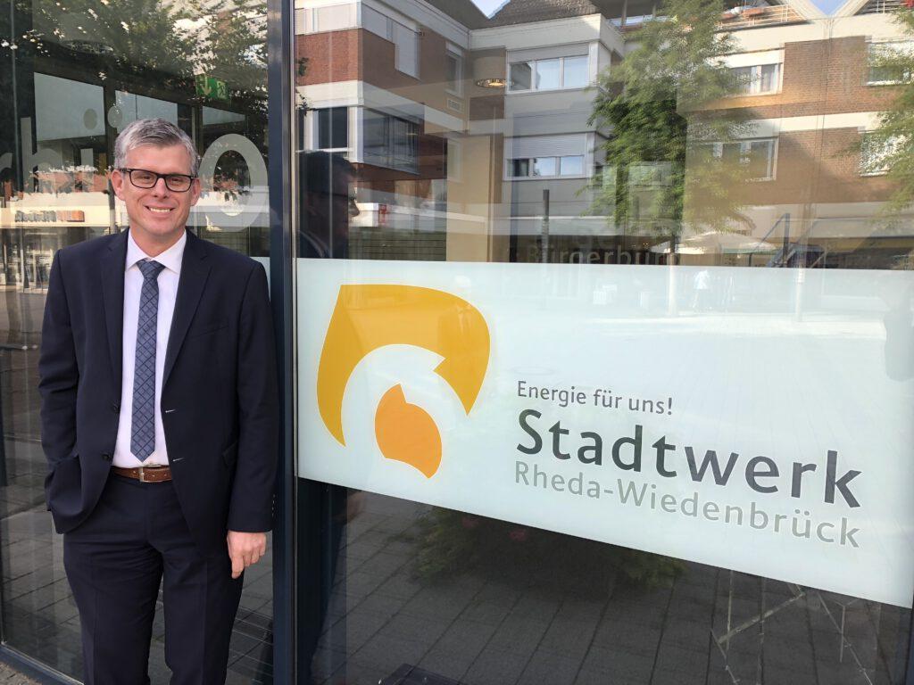 Moduldrei Referenz – Torsten Fischer, Stadtwerk Rheda-Wiedenbrück
