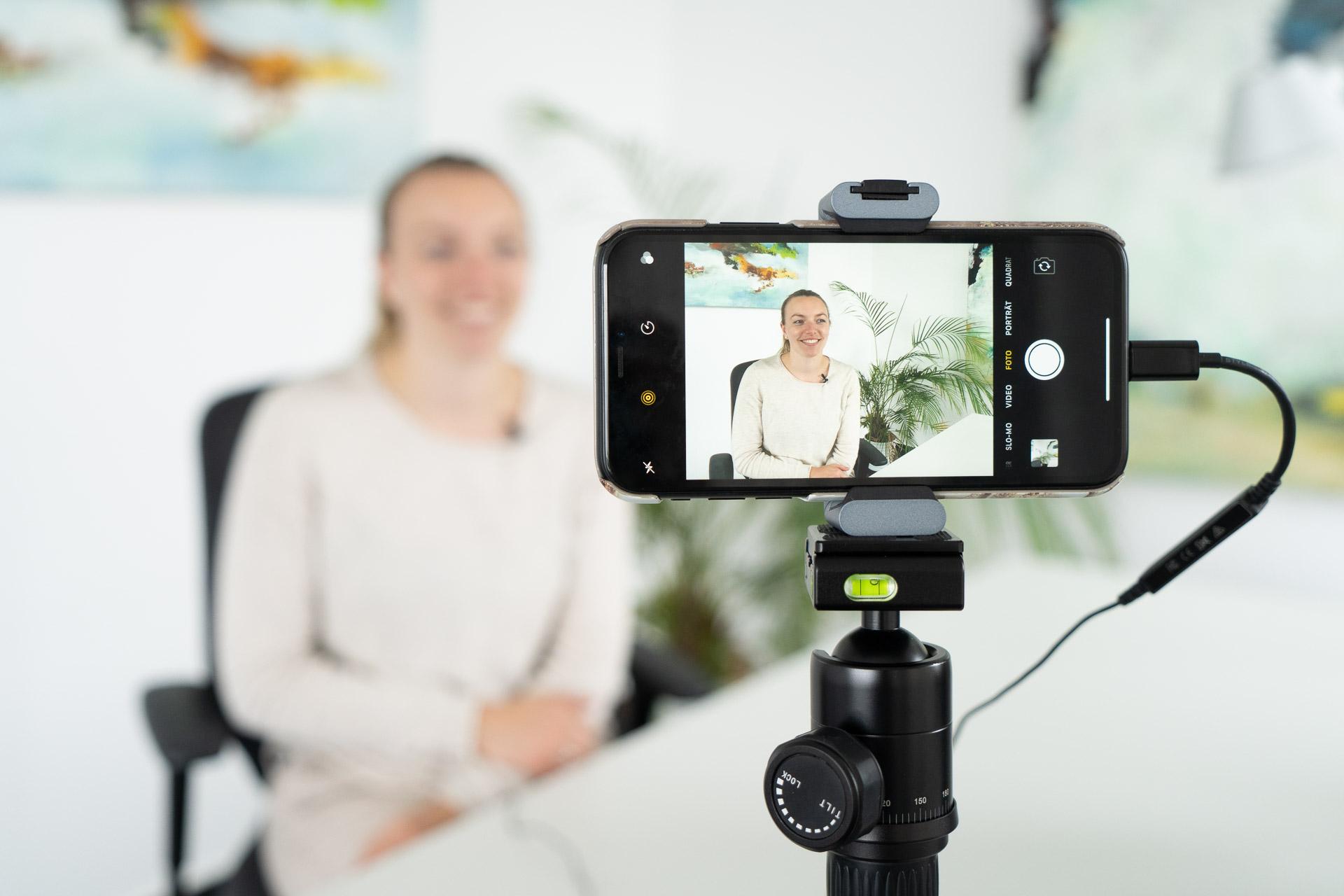 Moduldrei Seminare – Videos selber machen