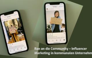 Moduldrei Blog: Influencer Marketing in der kommunalen Wirtschaft
