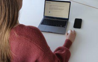 Moduldrei Blogbeitrag zum Thema Unternehmensbetreuung