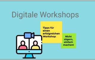 Moduldrei Blogbeitrag Tipps für einen Online-Workshop